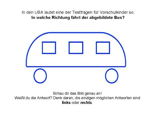 lustiger intelligenztest